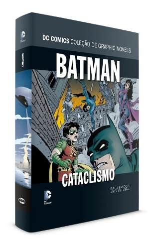 Batman Terra De Ninguém Completo 6 Ed Novo Lacrado Eaglemoss  - Vitoria Esportes