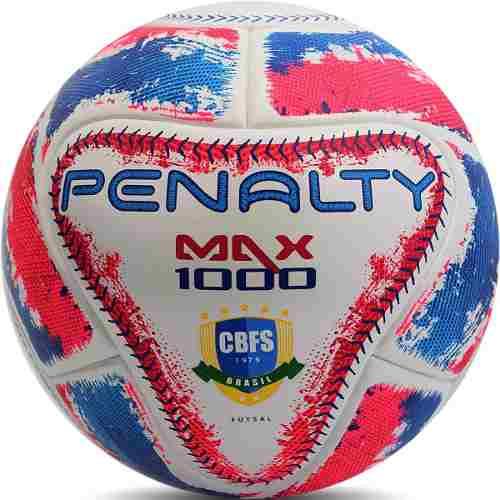 Bola Futsal Max 1000 Penalty Fifa Oficial 100% Original 2019  - Vitoria Esportes
