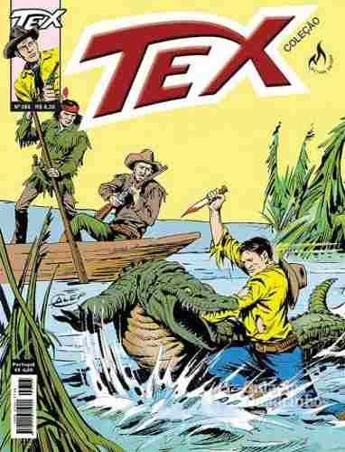 Hq Gibi - Tex Coleção 385  - Vitoria Esportes