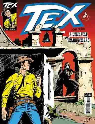 Hq Gibi - Tex Coleção 387  - Vitoria Esportes
