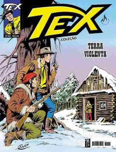 Hq Gibi - Tex Coleção 394  - Vitoria Esportes