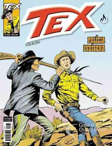 Hq Gibi - Tex Coleção 395  - Vitoria Esportes