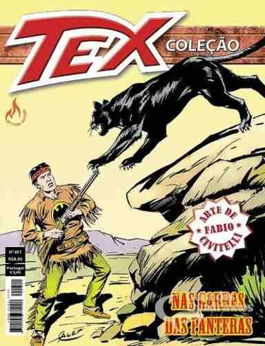 Hq Gibi - Tex Coleção 401  - Vitoria Esportes