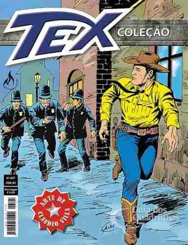 Hq Gibi - Tex Coleção 407  - Vitoria Esportes