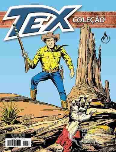 Revista Hq Gibi - Tex Coleção 410  - Vitoria Esportes