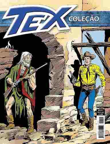 Revista Hq Gibi - Tex Coleção 411  - Vitoria Esportes