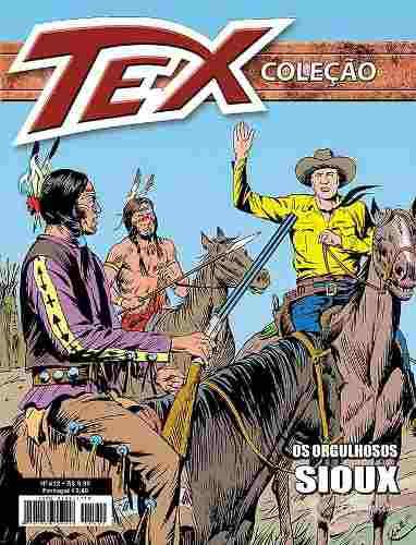 Hq Gibi - Tex Coleção 412  - Vitoria Esportes