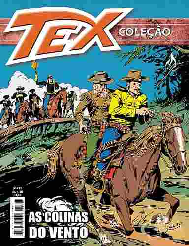 Revista Hq Gibi - Tex Coleção 413  - Vitoria Esportes