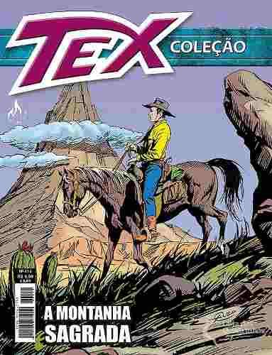 Revista Hq Gibi - Tex Coleção 414  - Vitoria Esportes