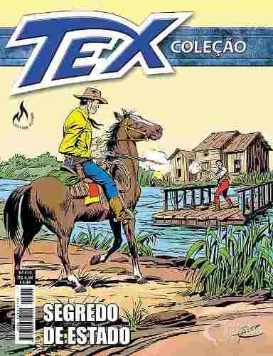 Revista Hq Gibi - Tex Coleção 415  - Vitoria Esportes