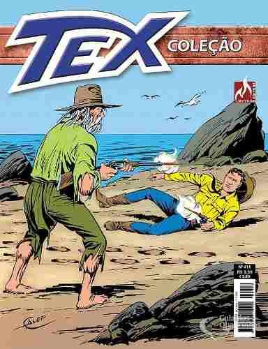 Revista Hq Gibi - Tex Coleção 416  - Vitoria Esportes
