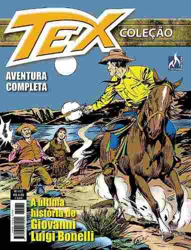 Revista Hq Gibi - Tex Coleção 417  - Vitoria Esportes