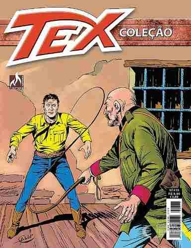 Hq Gibi - Tex Coleção 418  - Vitoria Esportes