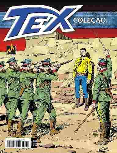 Revista Hq Gibi - Tex Coleção 419  - Vitoria Esportes