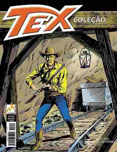 Hq Gibi - Tex Coleção 420  - Vitoria Esportes