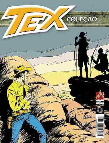 Revista Hq Gibi - Tex Coleção 426  - Vitoria Esportes