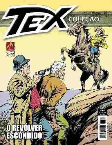 Hq Gibi - Tex Coleção 427  - Vitoria Esportes