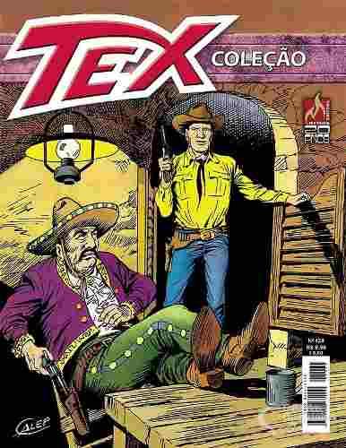 Revista Hq Gibi - Tex Coleção 429  - Vitoria Esportes
