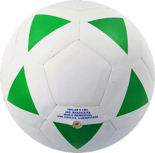 Kit 4 Bola Futsal Vitoria Brx Max 50 Sub 9 Pré Mirim