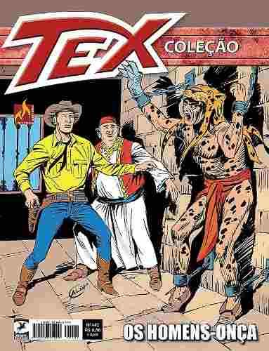 Revista Hq Gibi - Tex Coleção 442  - Vitoria Esportes