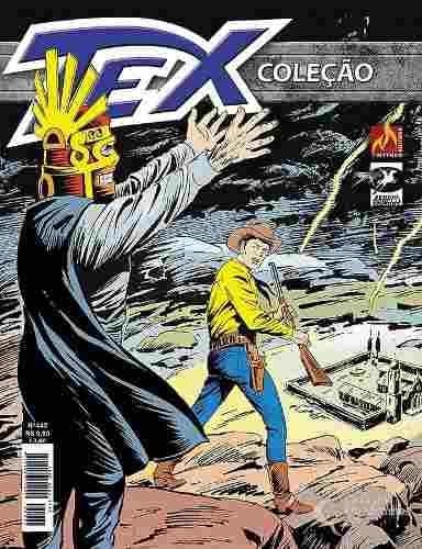 Revista Hq Gibi - Tex Coleção 443  - Vitoria Esportes