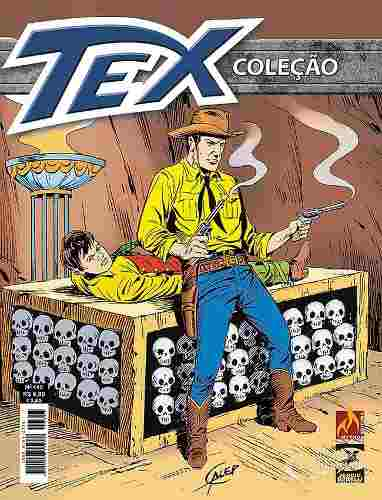 Hq Gibi - Tex Coleção 445  - Vitoria Esportes