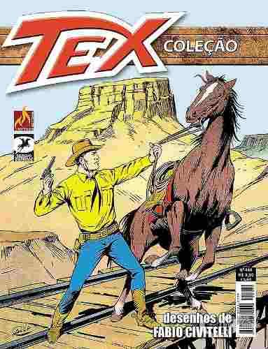 Revista Hq Gibi - Tex Coleção 446  - Vitoria Esportes