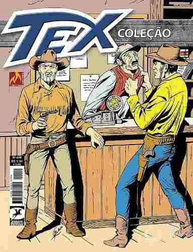 Hq Gibi - Tex Coleção 449  - Vitoria Esportes