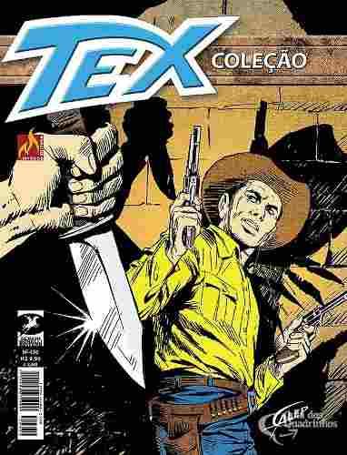 Revista Hq Gibi - Tex Coleção 450  - Vitoria Esportes