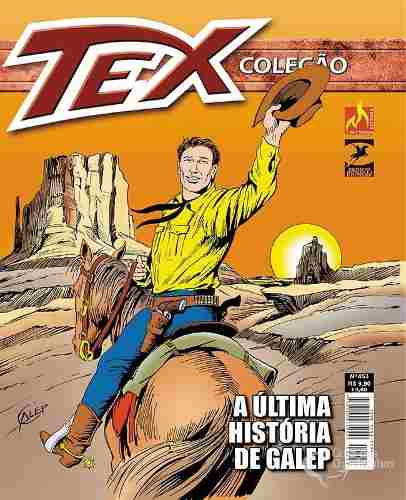 Hq Gibi - Tex Coleção 453  - Vitoria Esportes