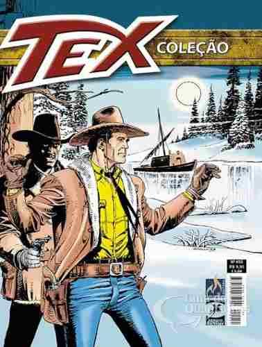 Hq Gibi - Tex Coleção 455  - Vitoria Esportes
