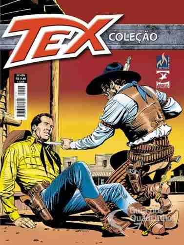 Revista Hq Gibi - Tex Coleção 456  - Vitoria Esportes