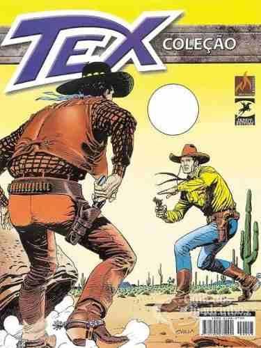 Hq Gibi - Tex Coleção 458  - Vitoria Esportes