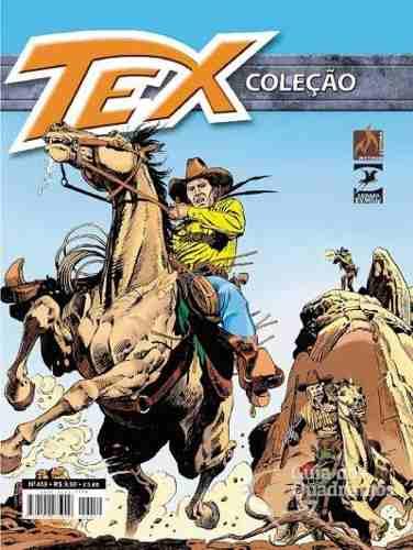 Revista Hq Gibi - Tex Coleção 459  - Vitoria Esportes