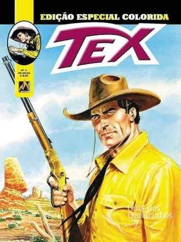 Hq Gibi - Tex Especial Colorida 11  - Vitoria Esportes