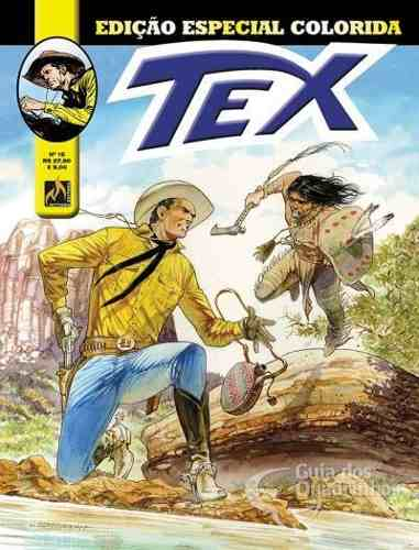 Hq Gibi - Tex Especial Colorida 12  - Vitoria Esportes
