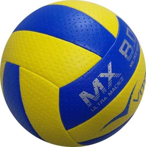 Kit 2 Bolas Volei Oficial Vitoria Mx 8.0 Pro Ultra Macia  - Vitoria Esportes