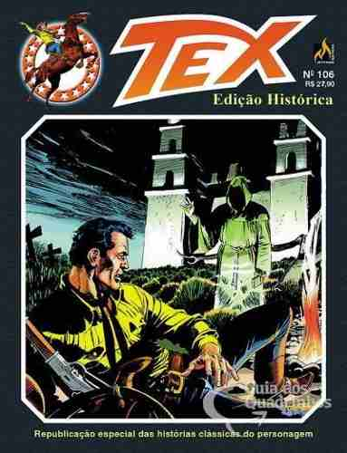 Revista Hq Gibi Tex Edição Histórica 106 A Missão Assombrada  - Vitoria Esportes