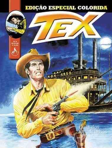 Revista Hq Gibi - Tex Especial Colorida 5  - Vitoria Esportes