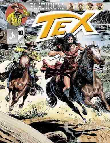 Hq Gibi - Tex Platinum 10 - O Esquadrão Infernal  - Vitoria Esportes