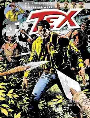 Hq Gibi - Tex Platinum 16 - A Floresta Misteriosa  - Vitoria Esportes