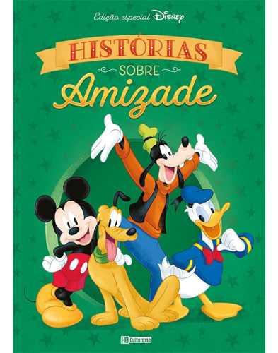 Hq Capa Dura - Histórias Sobre Amizade - Edição Especial  - Vitoria Esportes