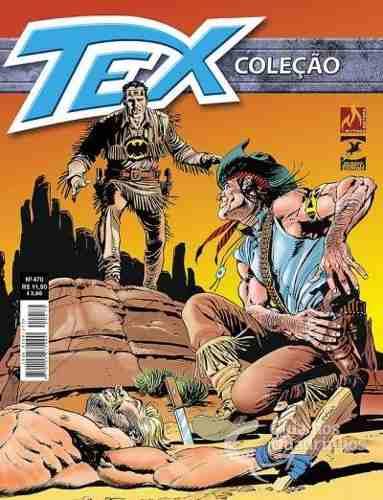 Hq Gibi - Tex Coleção 470  - Vitoria Esportes