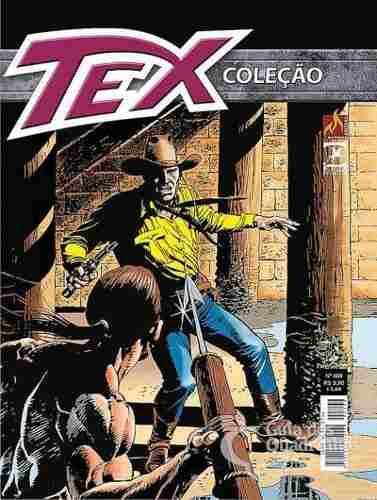 Hq Gibi - Tex Coleção 469  - Vitoria Esportes