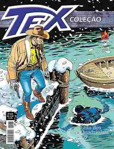 Revista Hq Gibi - Tex Coleção 468  - Vitoria Esportes