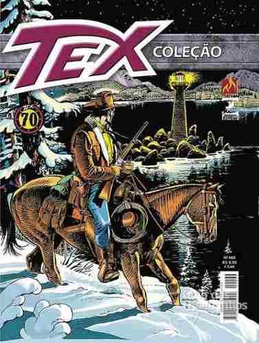 Hq Gibi - Tex Coleção 466  - Vitoria Esportes