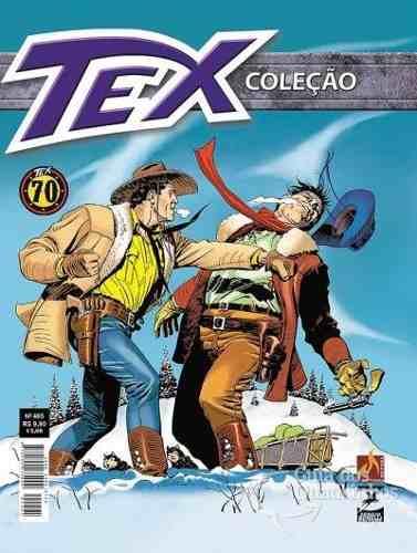 Hq Gibi - Tex Coleção 465  - Vitoria Esportes