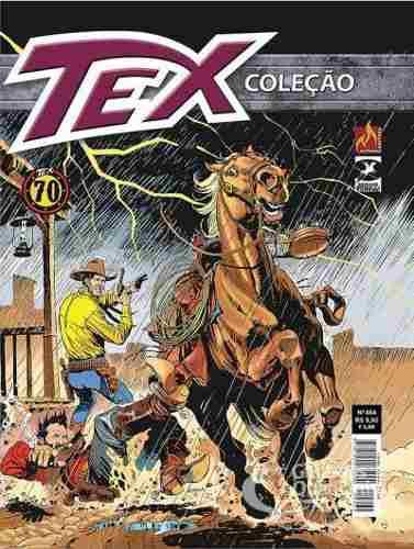 Hq Gibi - Tex Coleção 464  - Vitoria Esportes