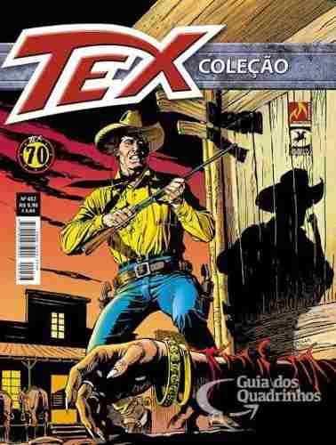 Hq Gibi - Tex Coleção 463  - Vitoria Esportes