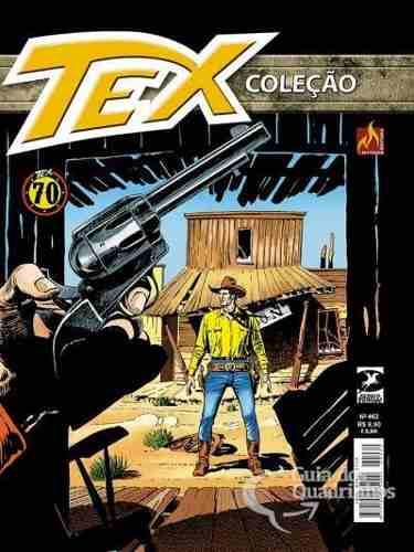 Hq Gibi - Tex Coleção 462  - Vitoria Esportes